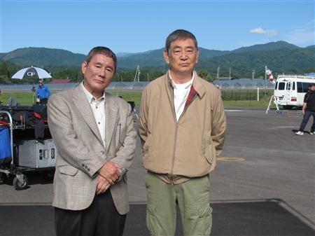 高倉健との共演かなわず無念! ビートたけしが語る日本の大スターのサムネイル画像