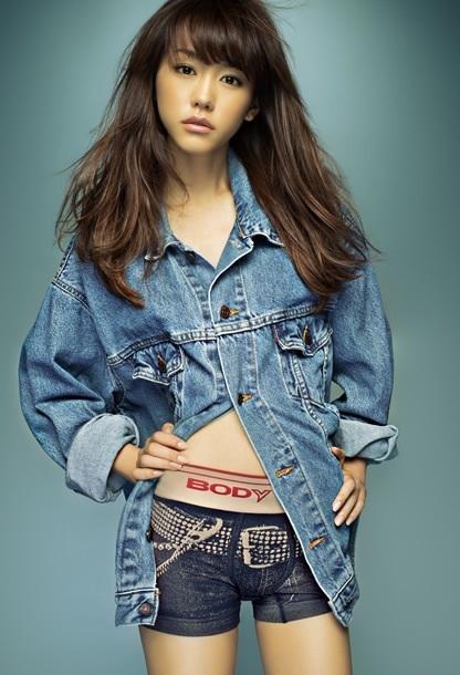 モデル・桐谷美玲さんの気になるすっぴん情報を集めてみましたのサムネイル画像