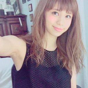 佐藤晴美さんの水着