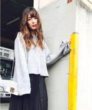 ファッションモデルのスザンヌさん