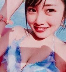 濱田マリさんの水着