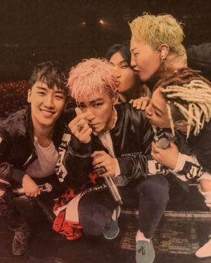 BIGBANG人気曲ランキング!!人気曲の中でも1番の人気曲は!?の画像