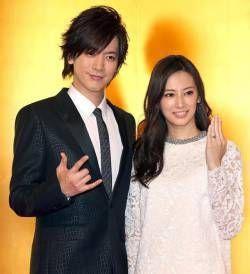 北川景子とDAIGO結婚二周年!今もラブラブ!二人の出逢いは?の画像