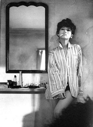 加賀まりこの若い頃がとても美人...