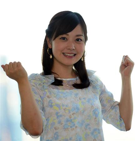 人気ナンバー1女性アナウンサー!水卜麻美の可愛い画像まとめのサムネイル画像