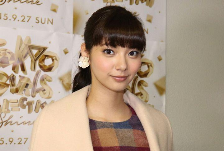 よく見るこの可愛い子は誰?注目の若手女優・新川優愛さんはこんな人のサムネイル画像