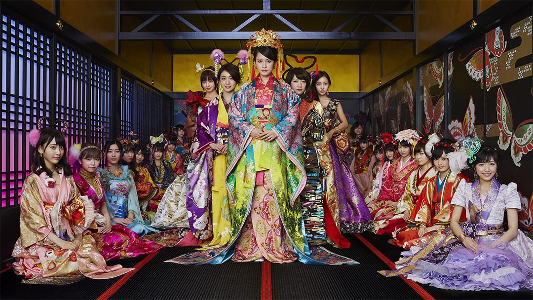一度は聴いたことはあるAKB48の歌、過去10年分を一挙に紹介します。のサムネイル画像