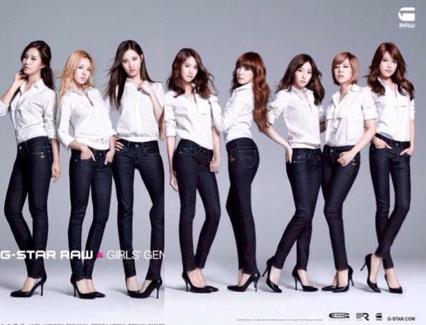 【画像】今更聞けないK-POPアイドル少女時代のメンバーまとめ!のサムネイル画像