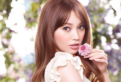 【超美人!】モデルのえびちゃん♡結婚しても美しさは健在!のサムネイル画像