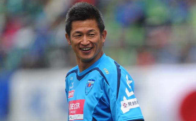 【画像あり】三浦知良の息子もサッカーをやってる?学校はどこ?のサムネイル画像