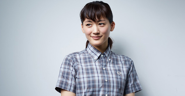 大人気女優綾瀬はるかの珍しすぎる本名とは!?のサムネイル画像