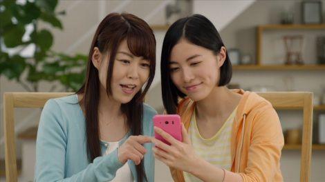 SKE48の絶対的センター松井珠理奈さんの母親はCMに出演していた!のサムネイル画像