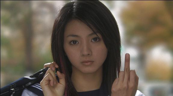 満島ひかりの出世作、愛のむきだしは大問題傑作の超絶面白映画!?のサムネイル画像