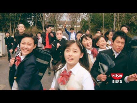 天使すぎるアイドル・橋本環奈がカップヌードル新CMに!大技披露?!のサムネイル画像