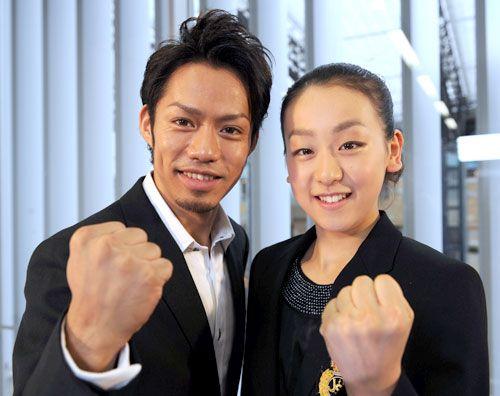熱愛報道も出た事がある浅田真央さんと高橋大輔さん。本当の関係は?のサムネイル画像
