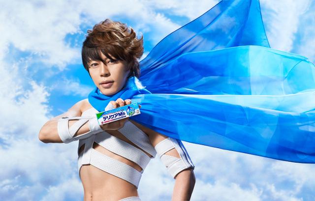 西川貴教のcmでの歌唱力が話題に!人気なcm曲をまとめてご紹介!!のサムネイル画像