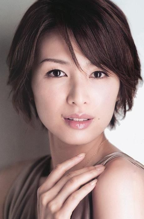 ドラマ【昼顔】でも好演!オトナ女子!吉瀬美智子の髪型アレンジのサムネイル画像