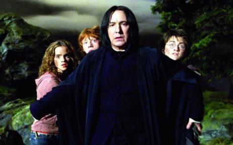 『ハリーポッター』で最も印象に残る魅力的な先生はスネイプ先生!のサムネイル画像