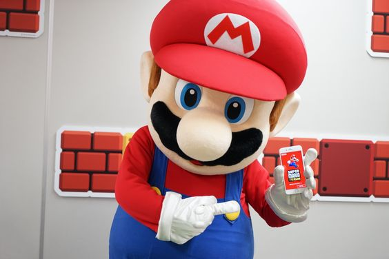 任天堂のあのマリオゲームがついにスマホゲームとして配信開始のサムネイル画像