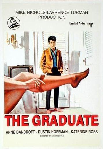 映画「卒業」・・・あの「花嫁を結婚式で花婿から奪う」名画のサムネイル画像