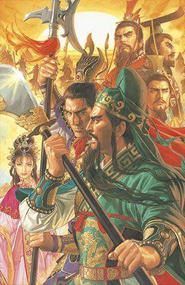 三国志・関羽の武器や名言は?子供の人数や最後が気になる!のサムネイル画像