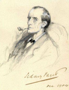 シャーロック・ホームズとワトソン博士の出会い、二人の関係のサムネイル画像