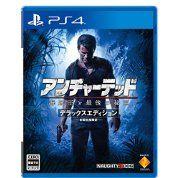 PS4の人気ゲームソフト「アンチャーテッド」ってどんなゲーム?のサムネイル画像