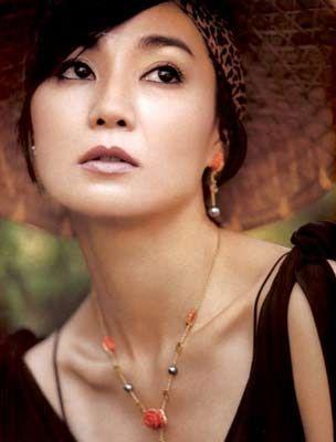 ジャッキー映画に出てたあの可愛い女優マギー・チャンはどんな女優?のサムネイル画像