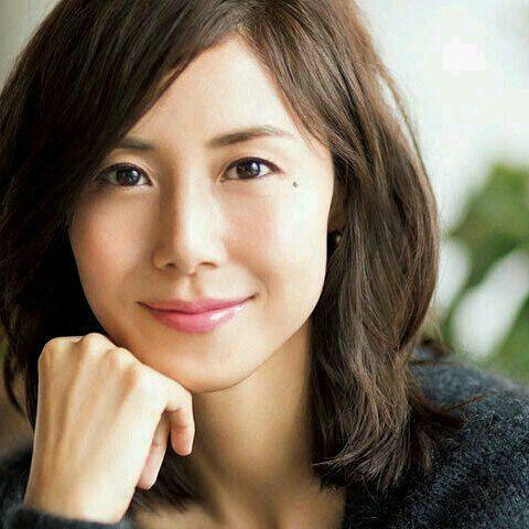 松嶋菜々子の髪型を真似したい!お手本にしたい髪型の画像特集☆のサムネイル画像