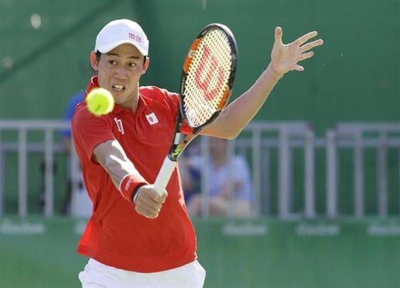 世界に通用するテニスプレイヤー錦織圭の年収が凄まじかった!!のサムネイル画像