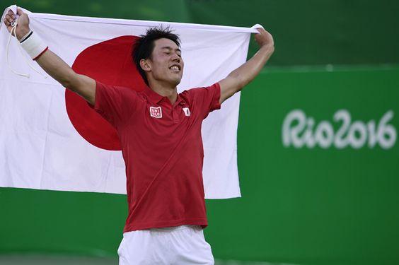 テニスで有名な錦織圭選手。世界で活躍する錦織圭選手を徹底考察!のサムネイル画像