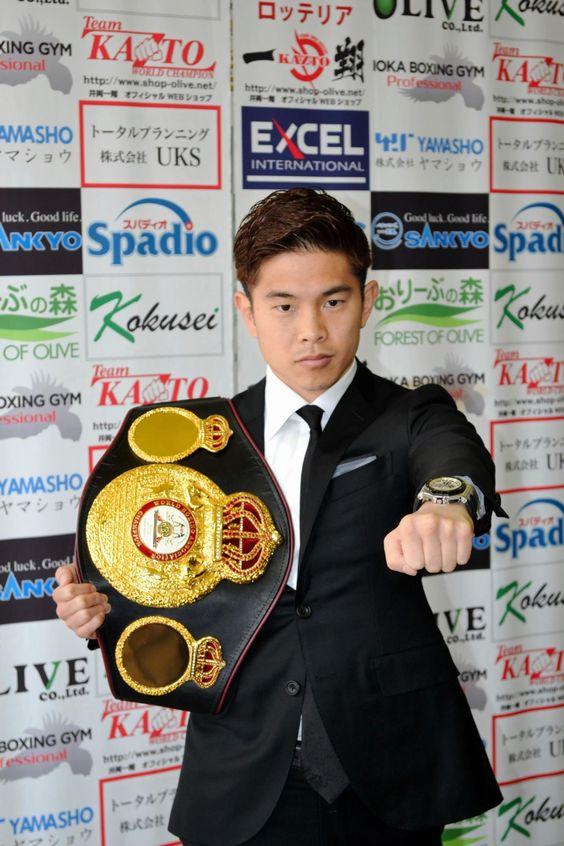 プロボクサー井岡一翔さんの髪型が男性に大人気!流行りに乗ろう!のサムネイル画像