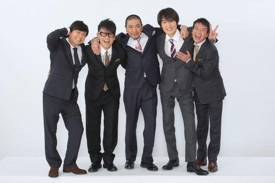 【超クール!】宮川大輔さんの髪型がシャープでかっこいい!のサムネイル画像