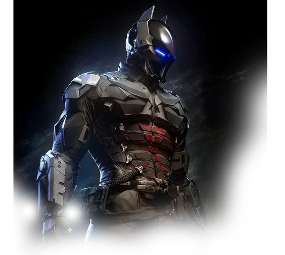 バットマンのゲーム「アーカムシリーズ」についてまとめてみましたのサムネイル画像