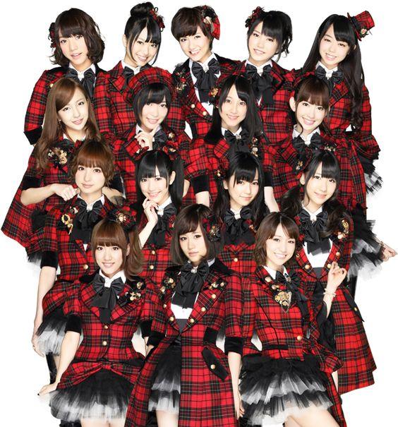 日本の国民的アイドル・akb48のメンバーのブログが知りたい!のサムネイル画像