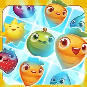 無料アプリゲーム!ファームヒーローの楽しい遊び方をご紹介!のサムネイル画像