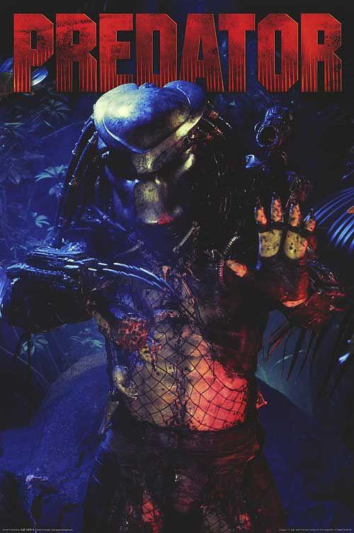 【最強の人型知的生命体】プレデターが装着しているマスクの秘密!のサムネイル画像