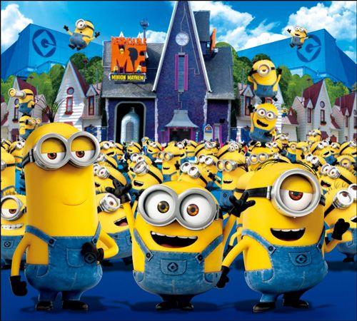 大人気で可愛い不思議な生物「ミニオン」の最新作映画に注目!!のサムネイル画像
