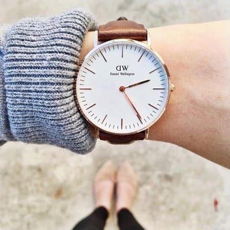 これなら真似出来る!芸能人愛用の比較的安い時計のブランドを調査!のサムネイル画像