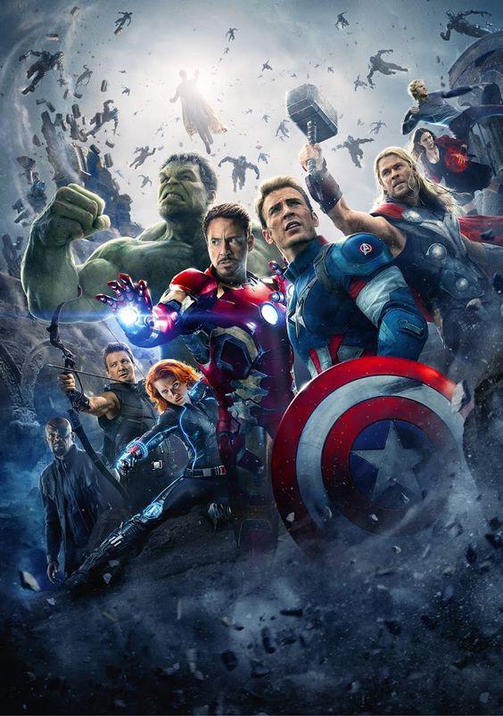 人気のマーベルヒーロー集結!「アベンジャーズ」とはどんな作品?のサムネイル画像