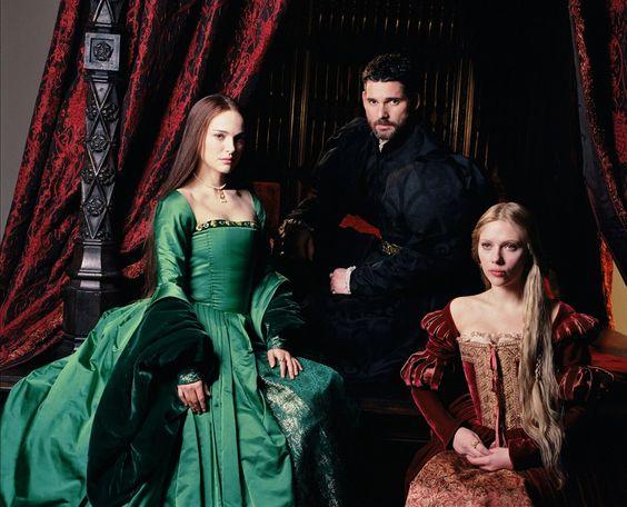 映画ブーリン家の姉妹はエリザベス1世の母アンブーリン大奥映画?のサムネイル画像