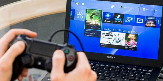 PS4のコントローラーをPCに接続してゲームをプレイする方法を紹介!のサムネイル画像