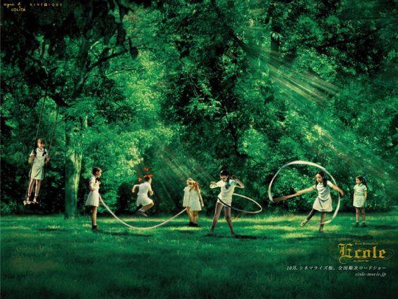 ホラー映画。「エコール」をご紹介します。【ネタバレあり】のサムネイル画像