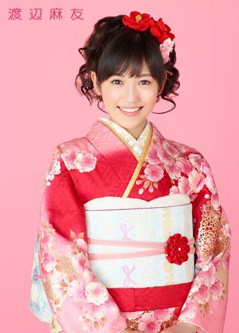 AKB48として出演が最後になったまゆゆが紅白歌合戦でセンターに!のサムネイル画像