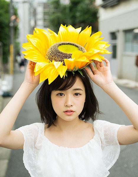 可愛くカット!大原櫻子のような髪型の作り方をご紹介☆アレンジも!のサムネイル画像
