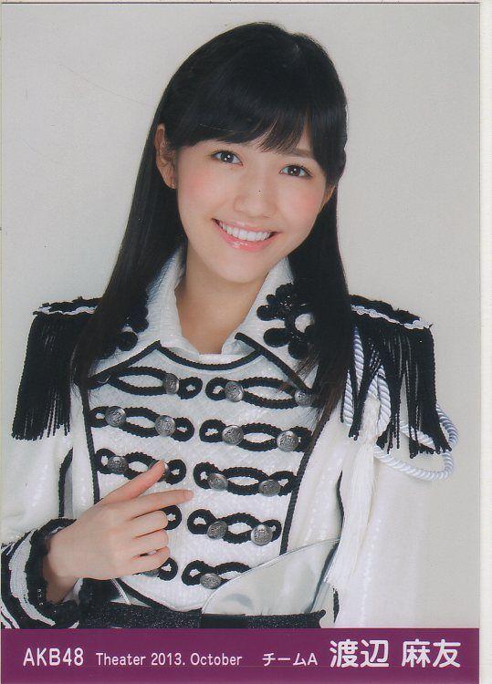 AKB48渡辺麻友が紅白歌合戦で涙!『11月のアンクレット』が人気1位にのサムネイル画像