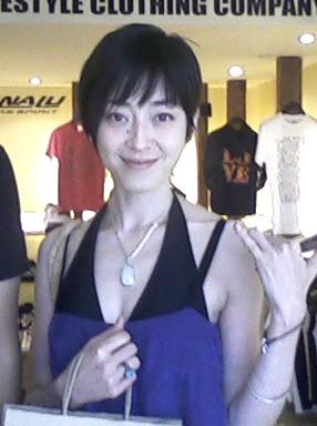 宮沢りえさんのデビューから現在までの髪型を集めた画像集です☆のサムネイル画像