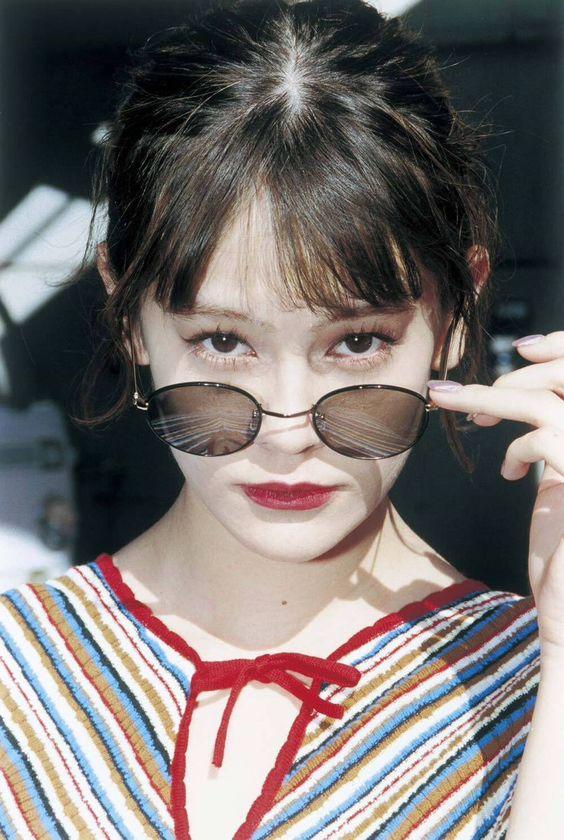 モデル・emmaさんのメイクテクを真似て、憧れハーフ顔を手に入れようのサムネイル画像