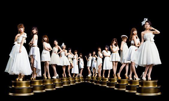AKB48のシングル曲で人気の曲は何?ランキング形式で発表します!のサムネイル画像