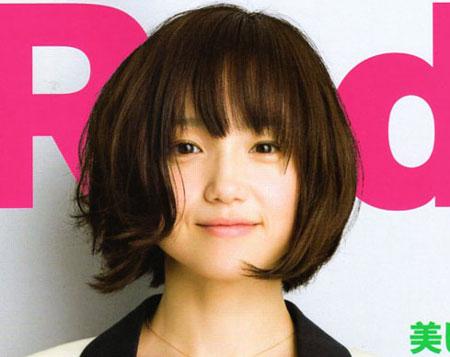 魅力は前髪!?ナチュラルな前髪を持つ永作博美さん画像集!!のサムネイル画像